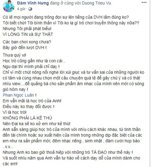 Dam Vinh Hung phoi bay su that Phan Ngoc Luan PR re tien-Hinh-2