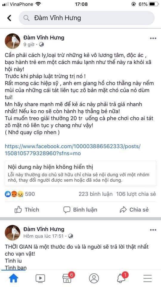 "Dam Vinh Hung dat ""quyen luc"" nham cho: Sai mot ly, di mot dam-Hinh-2"