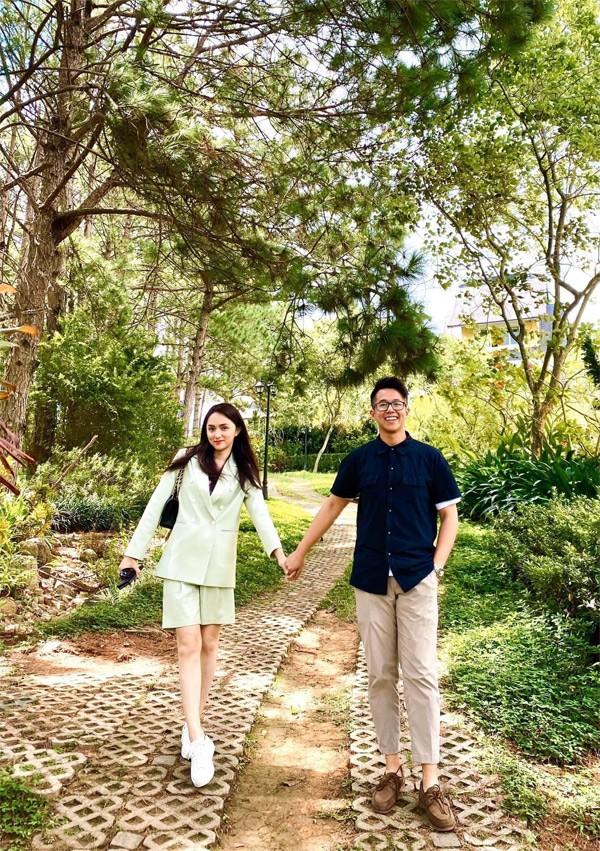 Huong Giang - Matt Liu: Dung so, cu yeu, ca hai xung dang hanh phuc!