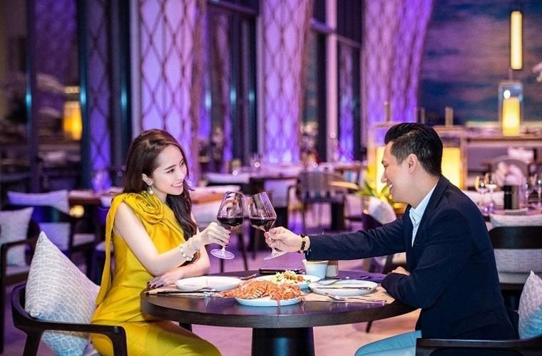 """Quynh Nga – Viet Anh lo anh """"tinh be binh"""" du phu nhan yeu-Hinh-7"""