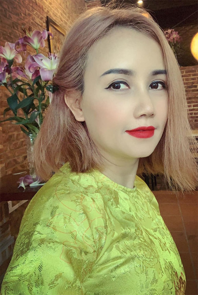 Ngoai hinh dien vien Hoang Yen thay doi the nao sau