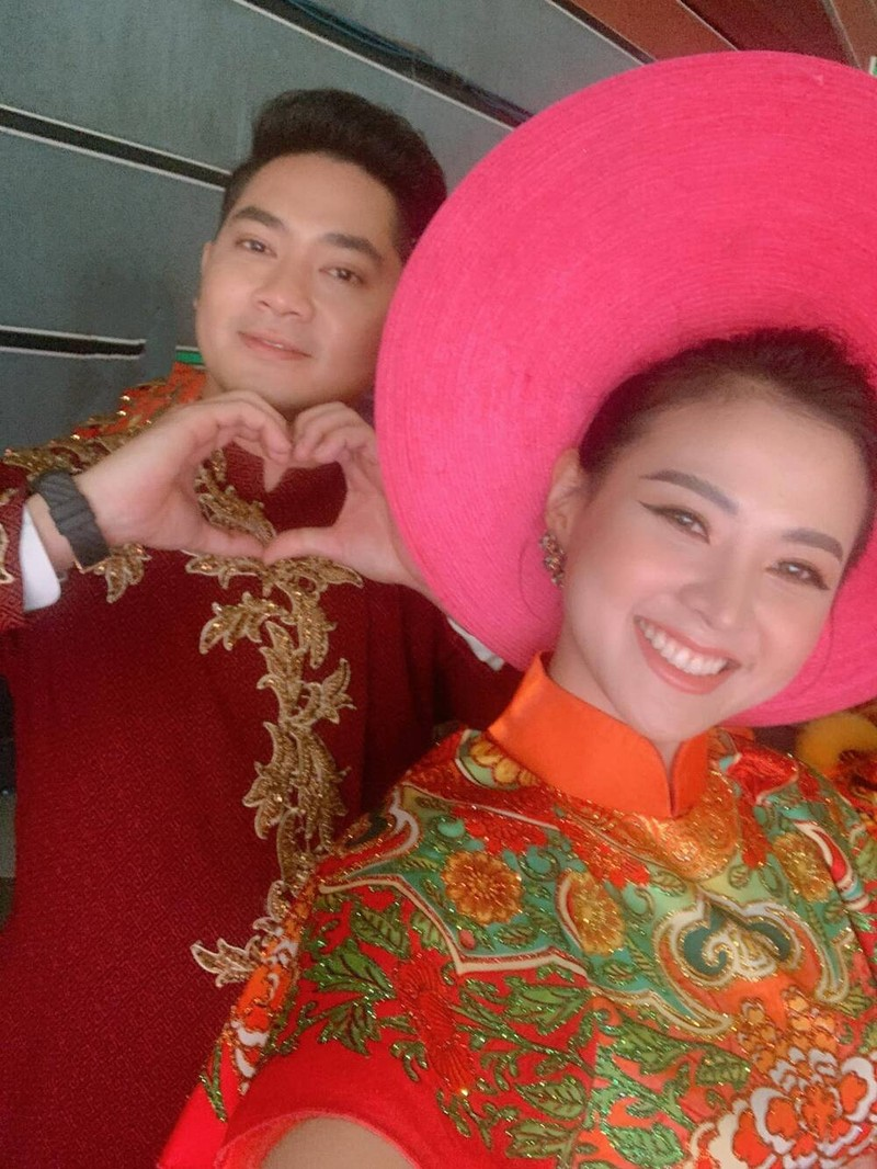 Nhan sac doi thuong xinh dep cua ban gai dien vien Minh Luan