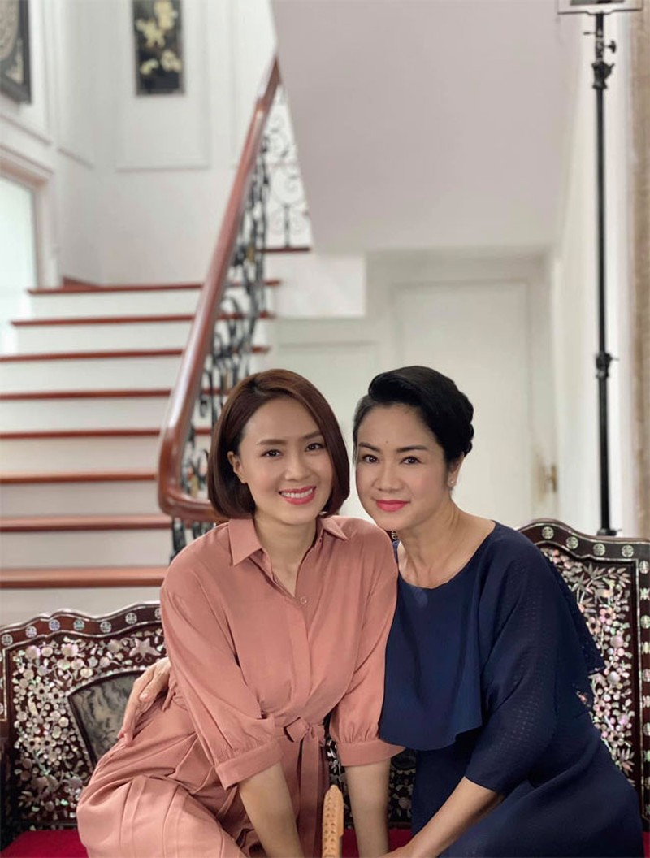 "He lo loat anh thu vi hau truong phim ""Huong duong nguoc nang""-Hinh-8"