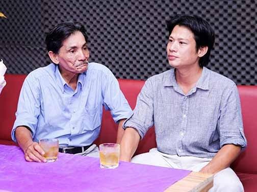 Doi trang hoa va hanh phuc muon cua nghe si Thuong Tin-Hinh-2