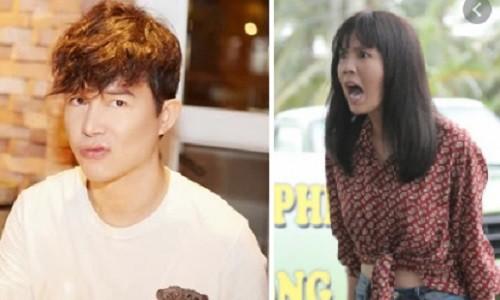 """Ngoc Trinh - Nathan Lee khau chien tren mang: """"An mieng tra mieng""""... cung do?"""