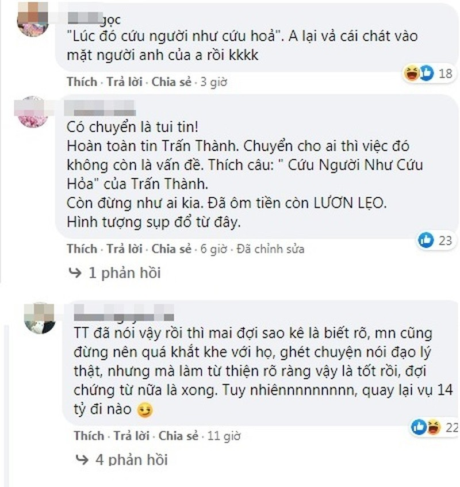 Hoai Linh bi mia mai khi Tran Thanh len tieng tien tu thien-Hinh-3