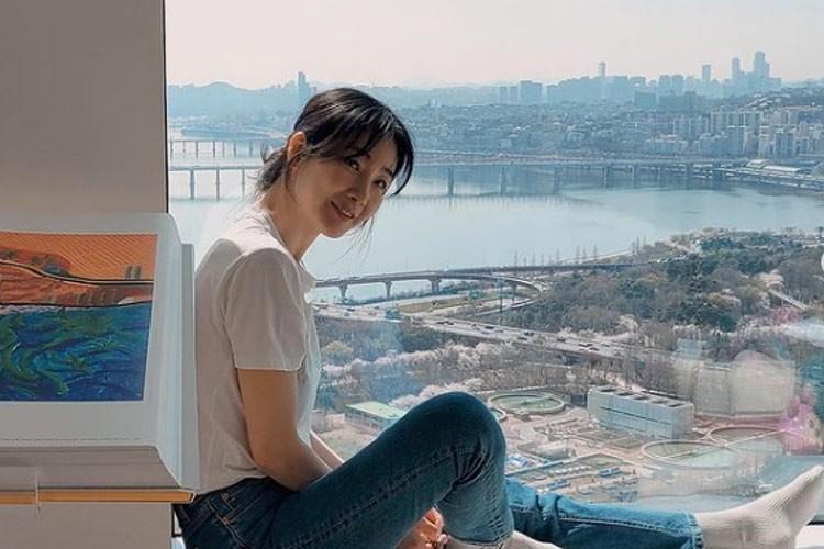 "Nhan sac khong tuoi cua ""nguoi dep khoc"" Choi Ji Woo-Hinh-4"