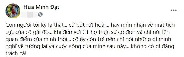 """Hua Minh Dat gay tranh cai khi benh nu chinh """"Ghep doi than toc""""-Hinh-4"""