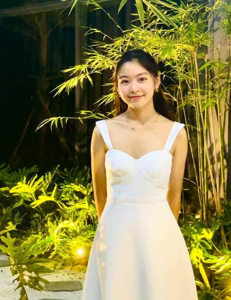"""Con gai xinh dep the nao... Quyen Linh tung muon """"trai duong"""" vao showbiz?-Hinh-6"""