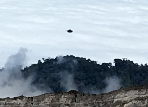 Lieu UFO hinh dia tung hoanh tren nui lua Costa Rica?-Hinh-3