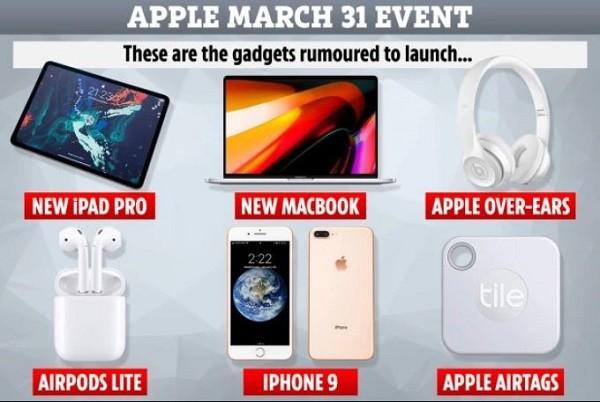 Ngoai iPhone 9, fan Apple sap duoc don