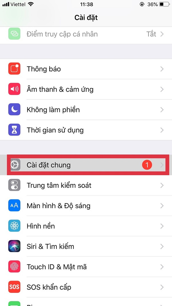 Hai thao tac nhanh gon kiem tra iPhone 'con zin' hay khong