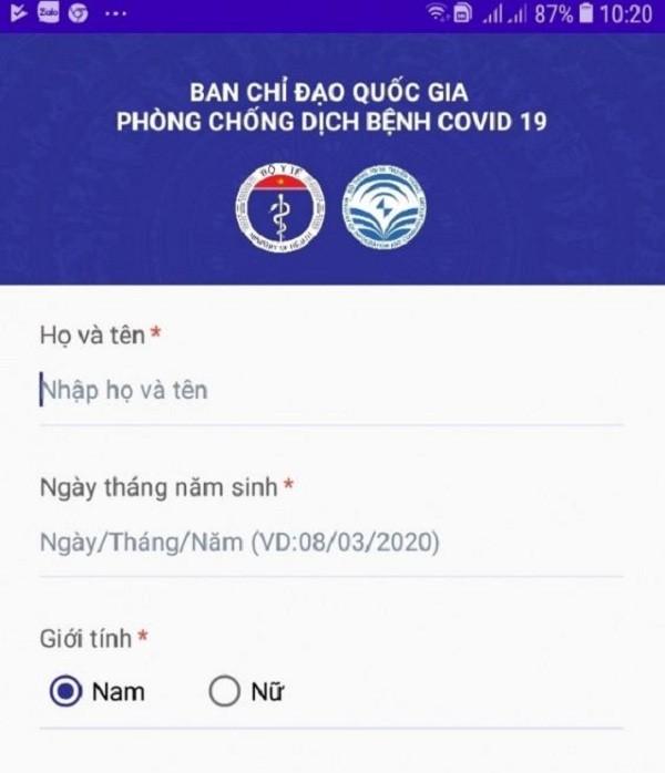 Huong dan khai bao y te chinh xac va don gian nhat-Hinh-3