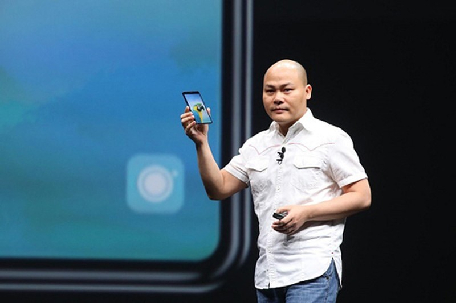 """Thieu tu lieu ra mat, CEO Nguyen Tu Quang can Bfan """"giup"""""""