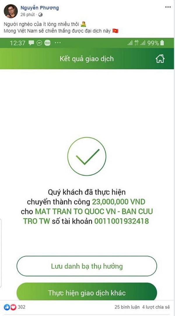 Loat streamer dinh dam ung ho chong Covid-19-Hinh-2
