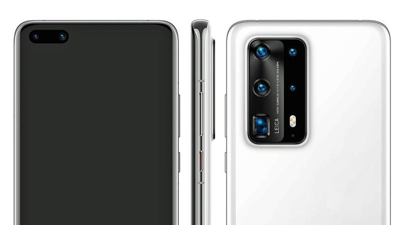 """Quai vat chup anh"" Huawei P40 pro se ra mat truc tuyen toi 26/3-Hinh-4"