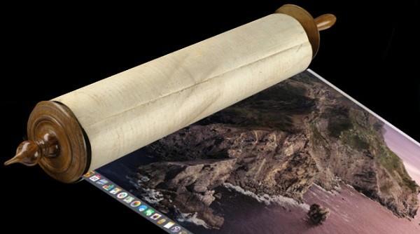 Apple sap co sieu pham iPhone man hinh cuon?