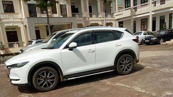 Hai Duong: Gan 1 ty dong khong ai nhan trong chiec Mazda CX5