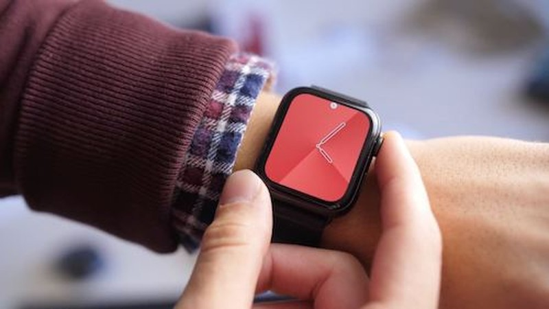 He lo cong nghe giup Apple Watch series 6 phat hien nguoi dung stress