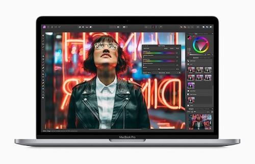 "Ra mat MacBook Pro 13"" 2020 khoe hon voi chip Intel Core the he 10-Hinh-2"
