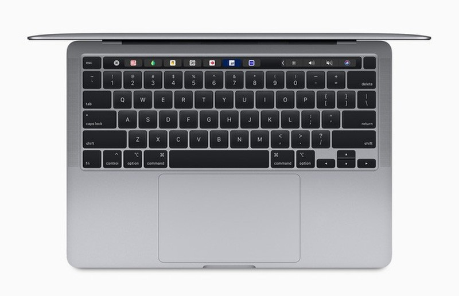 "Ra mat MacBook Pro 13"" 2020 khoe hon voi chip Intel Core the he 10-Hinh-3"