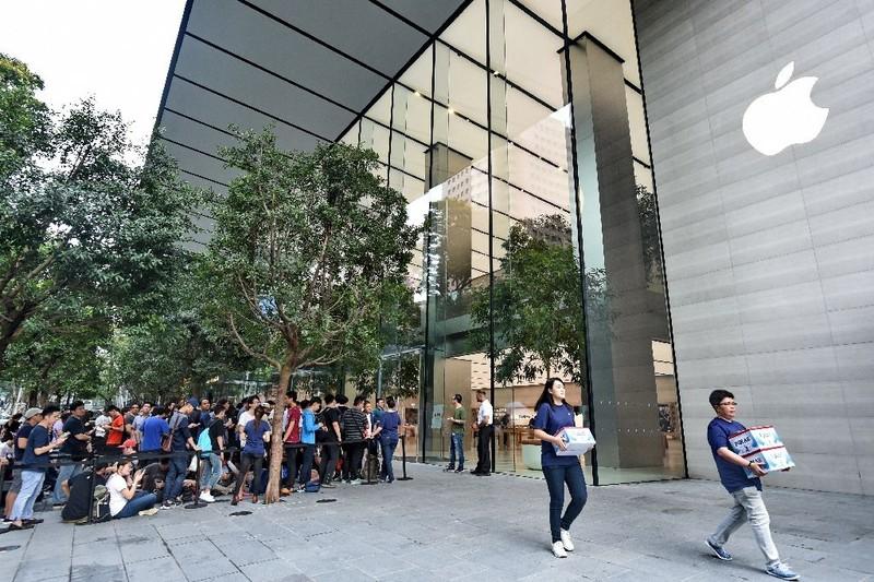 Hai bang chung cho thay Apple ghe lanh iFan Viet Nam