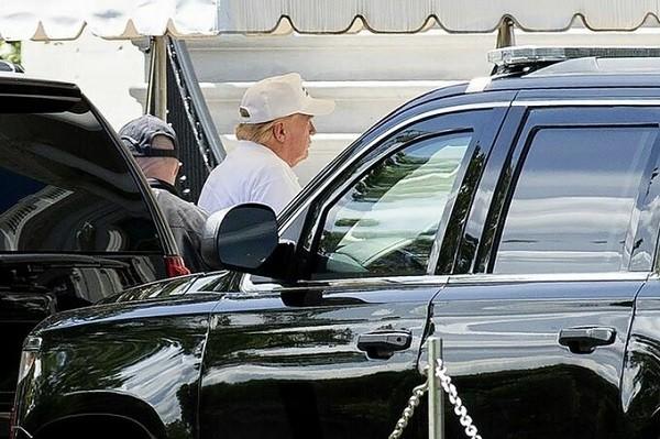 Thong thong Trump thuc day choi golf tro lai
