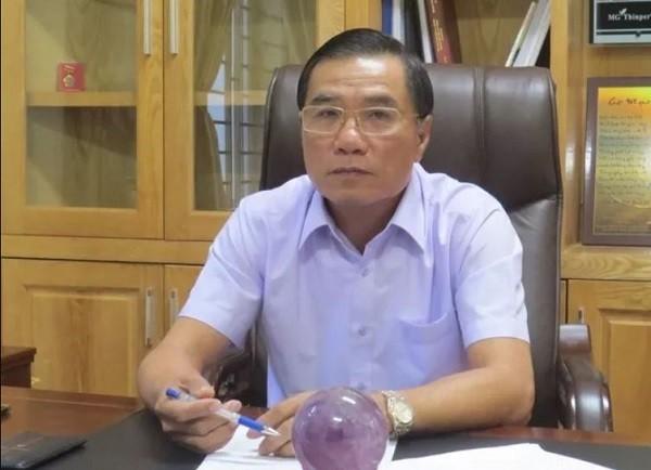 Ky luat canh cao Pho chu tich UBND tinh Thanh Hoa Pham Dang Quyen