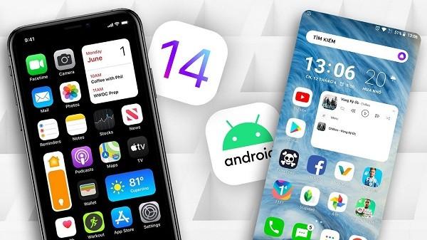 iOS 14 nhan it