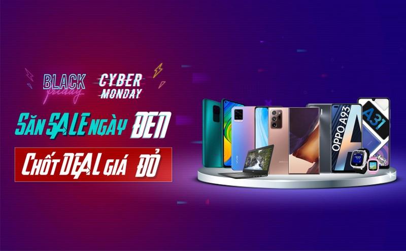 iPhone 12, Note 20 Ultra giam gia sau dip Black Friday va Cyber Monday-Hinh-2
