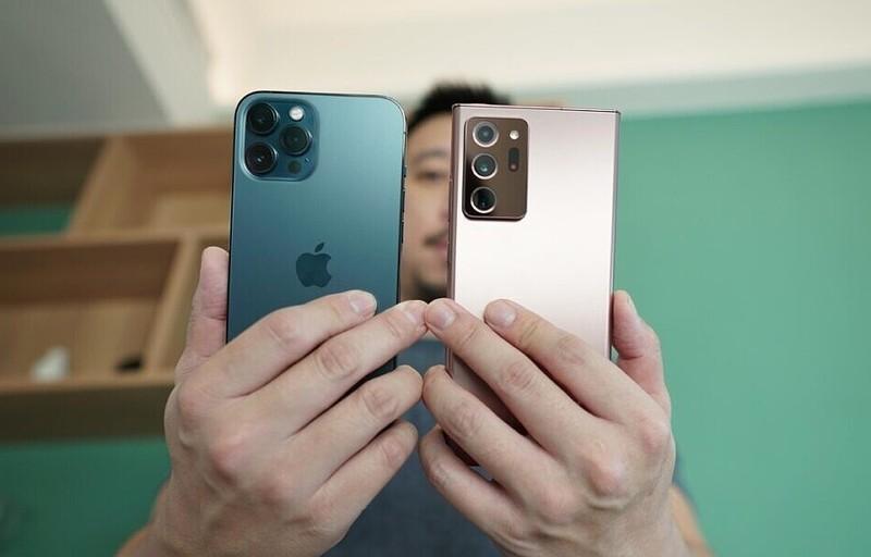 """Camera iPhone """"lom"""", Apple """"nho"""" Samsung ho tro the nao?-Hinh-3"""