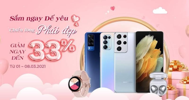 """Qua 8/3: iPhone 12 Pro Max va Galaxy S21 Ultra qua """"ngon, bo, re""""-Hinh-2"""