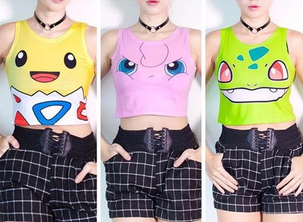 Mac ao Pikachu khoe vong 1 ngon ngon, gai xinh bi che phan cam-Hinh-10