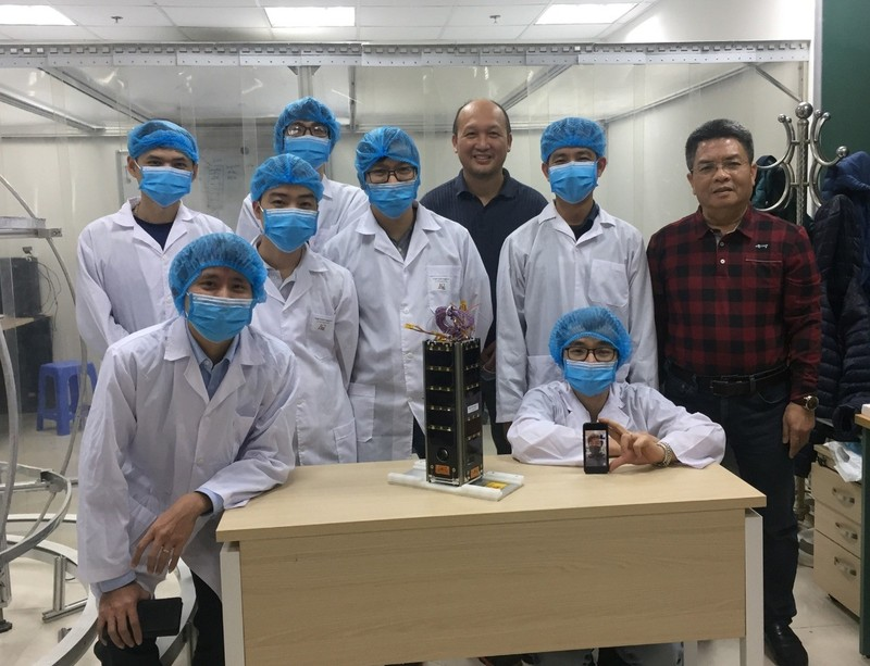 "NanoDragon ""Make in Vietnam"" se hoan thanh thu nghiem trong thang Ba"