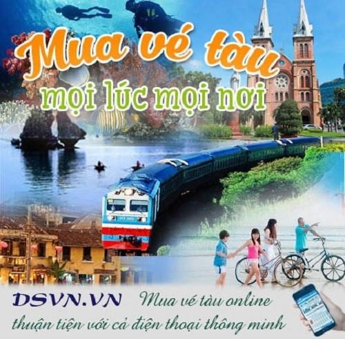 TP.HCM ban 300.000 ve tau Tet Nguyen dan tu dau thang 10