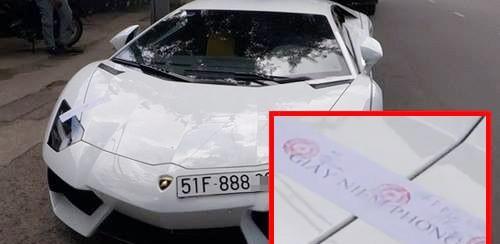 """Niem phong """"sieu bo"""" Lamborghini Avantador gia 25 ty"""