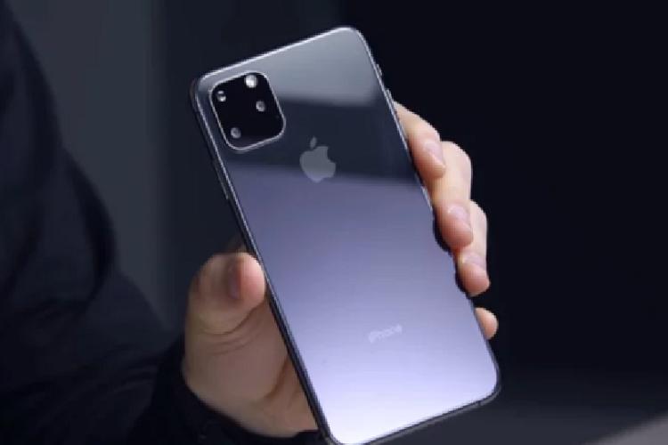 Bang chung cho thay iPhone 11 se co phu kien giong Note 10
