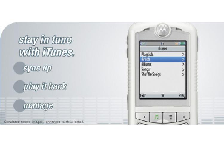 Motorola ROKR E1 - chiec dien thoai mo duong cho iPhone-Hinh-2