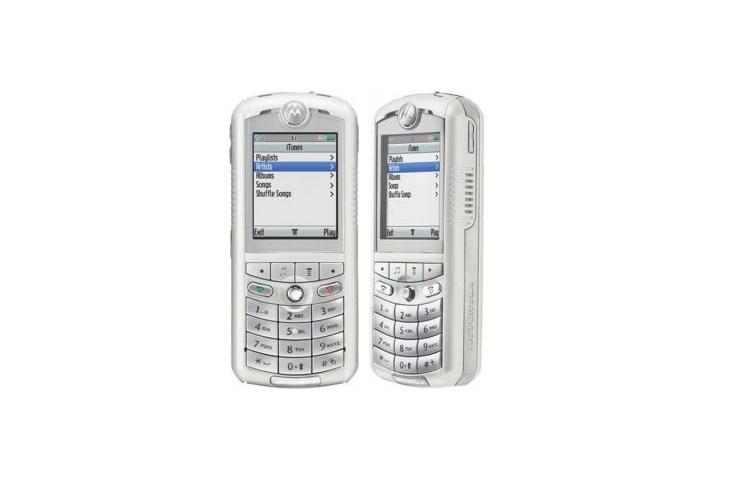 Motorola ROKR E1 - chiec dien thoai mo duong cho iPhone-Hinh-3