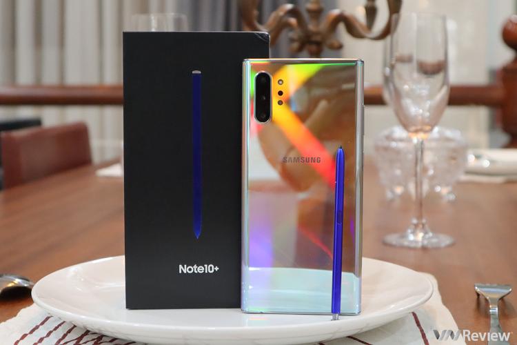 """""""So gang"""" Galaxy Note 10+ va iphone 11 Pro max-Hinh-11"""