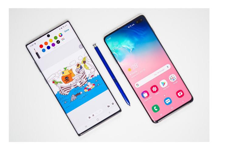 Samsung Galaxy S va Galaxy Note co the se hop nhat vao 2019-Hinh-2