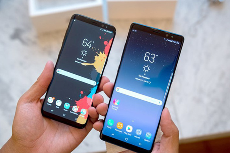 Tai sao Galaxy S8 va Note 8 khong duoc cap nhat Android 10?