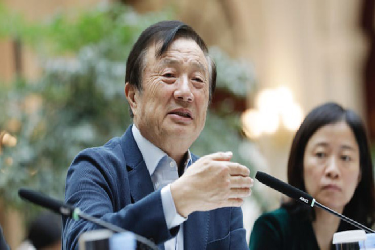Huawei dang phat trien cong nghe 6G, nhung con lau moi ra mat
