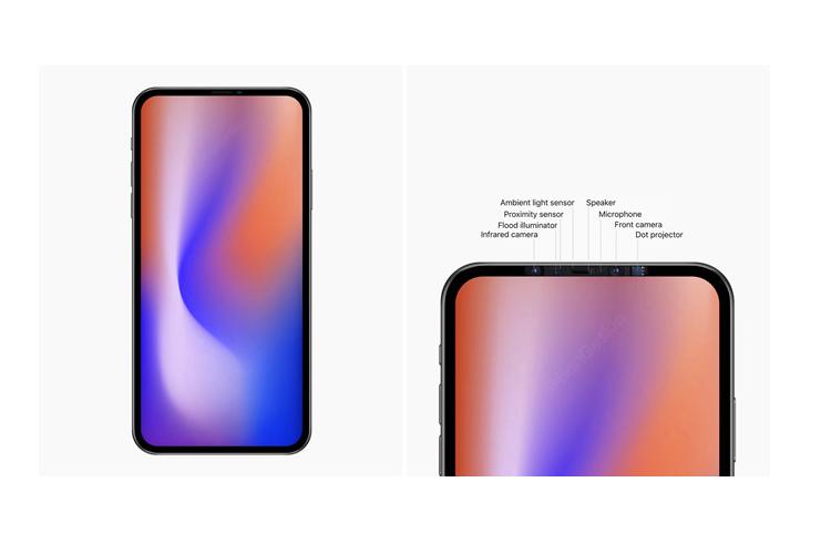 iPhone 2020 se co man hinh sieu lon, khong con khuyet dinh