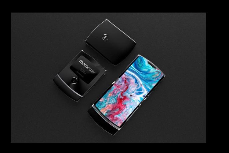 Motorola RAZR phien ban man hinh gap lo ngay ra mat-Hinh-2