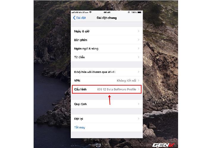 iOS 13: Khac phuc loi khong the cai dat ban cap nhat-Hinh-4
