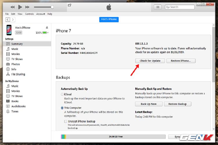 iOS 13: Khac phuc loi khong the cai dat ban cap nhat-Hinh-5