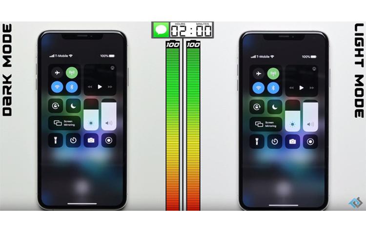 Smartphone man OLED su dung duoc lau hon bao nhieu Dark Mode?-Hinh-2