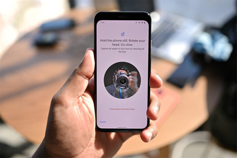 Pixel 4 la smartphone Android giong iPhone nhat-Hinh-2