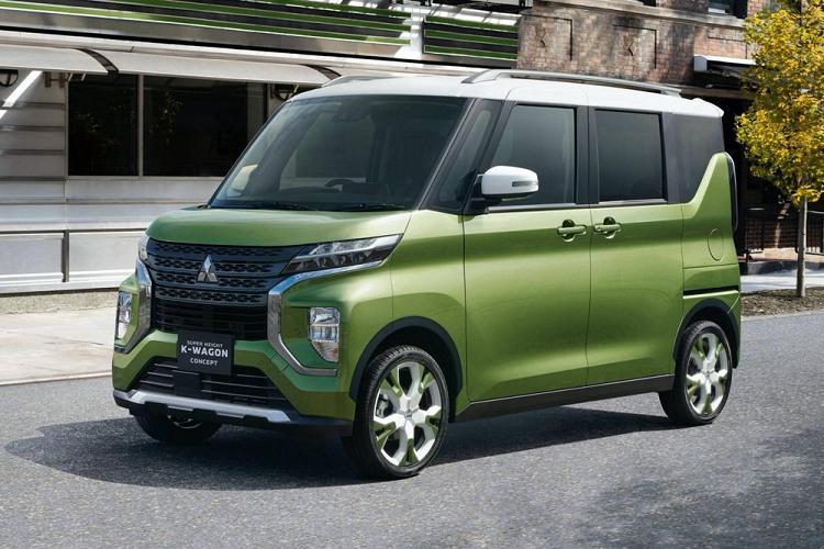 """Ngam xe Mitsubishi Super Height K-Wagon - Xe """"cao nhu cai sao""""-Hinh-2"""